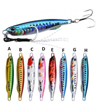 ALLBLUE METAL JIG DRAGER SLIM
