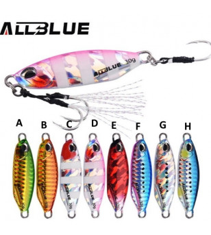 ALLBLUE METAL JIG DRAGER SLOW