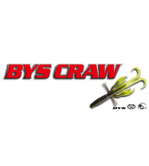 BAIT BREATH BYS CRAW TWO TONE