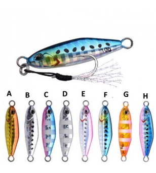 ALLBLUE METAL JIG DRAGER MICRO