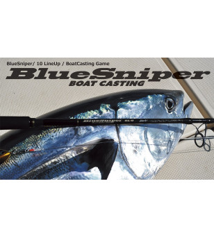 YAMAGA BLANKS BlueSniper Blacky Tuna