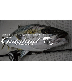 YAMAGA BLANKS Galahad Electric Reel